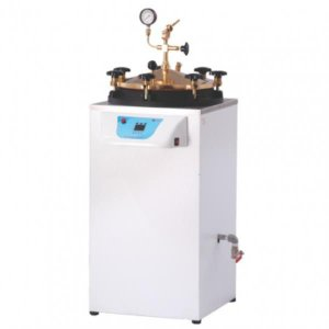 Autoclave 50 litros Vertical Microprocessada, 220V, mod.: Q190M23 (Quimis)