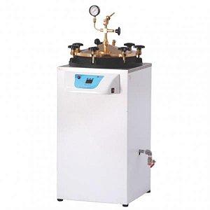 Autoclave 137 litros Vertical Microprocessada, 220V, mod.: Q190M25 (Quimis)