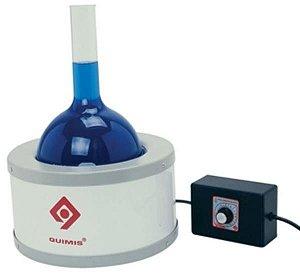 Manta aquecedora 500 ml, até 500ºC no ninho, 220V, mod.: Q321A24 (Quimis)