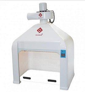 Capela de Exaustão de Gases Pequena, Velocidade do ar até 14m/s, 110/220V (Quimis)