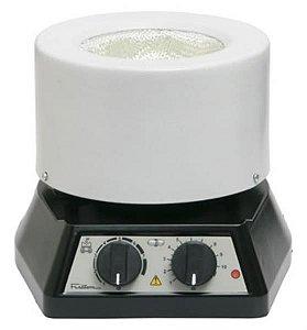 Manta aquecedora com agitação, Capacidade de 2 litros, 115 ou 230V, mod.: 202M (Fisatom)
