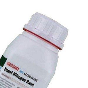 Yeast Nitrogen Base (YNB), Frasco com 500 gramas, mod.: M139-500G (Himedia)