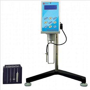 Viscosímetro rotativo microprocessado, 100 a 600.000 (mPa.s), 220V, mod.: Q860M21 (Quimis)