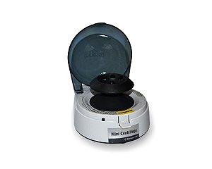 Microcentrífuga com velocidade ajustável 10000rpm, Bivolt (Ion Spin)