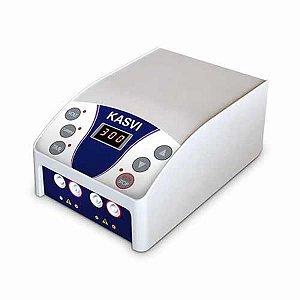 Mini Fonte de Eletroforese para 2 a 4 Cubas, Sistema Crossover, 60w, 50/60hz, Tela Led, tensão de saída 10 a 300v, bivolt, mod.: K33-300M (Kasvi)
