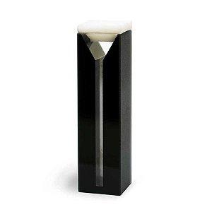 Cubeta em Quartzo ES com 2 faces polidas, escura, 0,7 ml, passo 10 mm, unidade, mod.: K28-107-Q (KASVI)