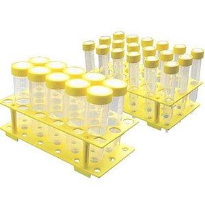 Rack para tubos de centrifugação de 15ml e 50ml, unidade, mod.: 99019 (TPP)