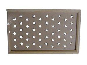 Tabuleiro para Contagem de Sementes (Soja 9 mm), com 50 Furos, mod.: 6001-7 (J.Prolab)