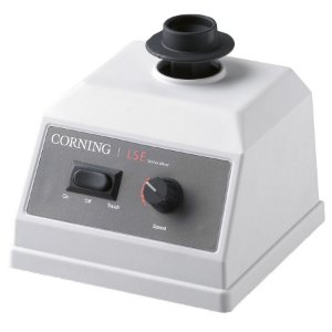 Misturador Vortex LSE™, para tubos tamanho padrão (base para todos os tamanhos), 120V, mod.: 6775 (Corning)
