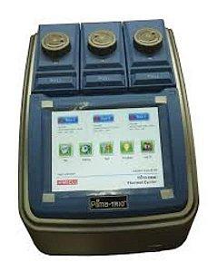 Termociclador com Gradiente, 3 Blocos de 32 poços para tubos e microplacas de 0,1/0,2mL, mod.: PRIMA-TRIO (Himedia)