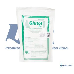 Glutol limão em pó, Sache com 600 gramas, mod.: 610126 (Laborclin)