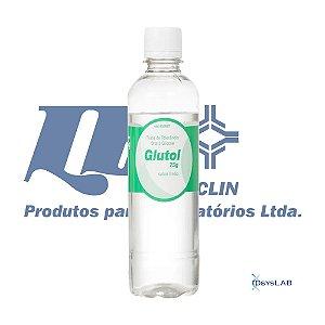 Glutol limão, 75 gramas, Frasco com 300 ml, mod.: 610667 (Laborclin)