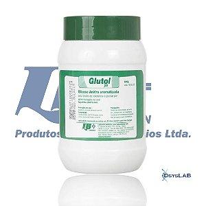 Glutol limão em pó, Frasco com 600 gramas, mod.: 610125 (Laborclin)