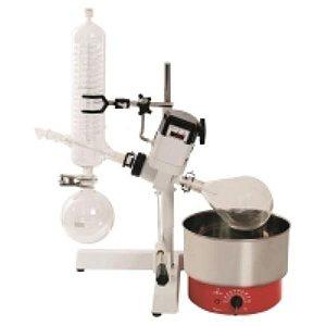Evaporador Rotativo à vácuo de 5 a 200rpm, com banho de aquecimento. Mod. 802 (Fisatom)