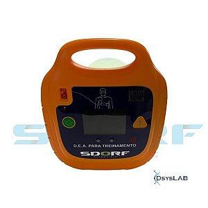 Manequim adulto de RCP com dispositivo eletrônico, mod.: SD8000 (Sdorf)
