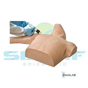 """Simulador de cateterismo periférico """"PICC"""", mod.: SD4044 (Sdorf)"""