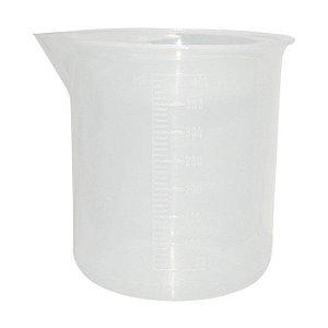Copo de Becker em Polipropileno, graduado em relevo, autoclavável, capacidade de 100 ml (PHOX)