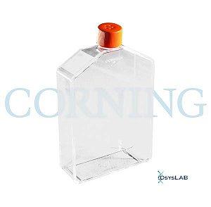 Frasco para cultivo celular 225cm2com tampa ventilada, superfície TCT, caixa com 25 peças. mod.: 431082 (Corning )