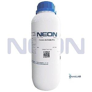 Cloreto de Sódio P.A., Frasco com 1000 gramas, mod.: 01021 (Neon)