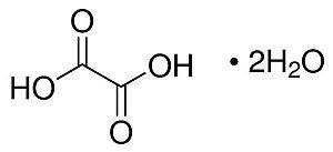 Ácido Oxálico Dihidratado P.A., CAS 6153-56-6, Frasco com 500 gramas, mod.: 00301 (Neon)