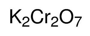Dicromato de Potássio P.A., CAS 7778-50-9, Frasco com 1000 gramas, mod.: 01089 (Neon)