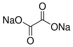 Oxalato de Sódio P.A., CAS 62-76-0, Frasco com 500 gramas, mod.: 01873 (Neon)