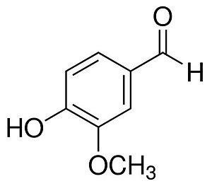 Vanilina, CAS 121-33-5, Frasco com 500 gramas, mod.: 4031 (Neon)