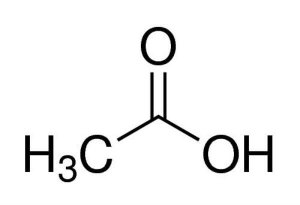 Ácido Acético Glacial 99,8% P.A., (PRODUTO CONTROLADO), Frasco com 1000 ml, mod.: 00114 (Neon)