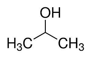 Álcool Isopropílico P.A., CAS 67-63-0, Frasco com 1000 ml, mod.: 00442 (Neon)
