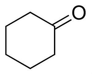 Ciclohexanona P.A., Frasco com 1000 ml, mod.: 00856 (Neon)