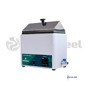 Banho Maria digital, capacidade de 5 litros, +5 a 100ºC, 110V ou 220V, mod.: SSD 5L (Solidsteel)