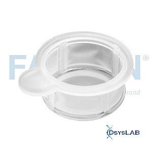 Filtro de célula 70 µm, branco, estéril, embalado individualmente, Caixa com 50 unidades, mod.: 352350 (Falcon)