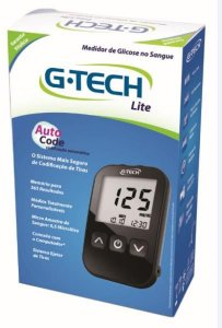 Medidor de Glicose Free Lite, mod.: MGMOFL (G-tech)
