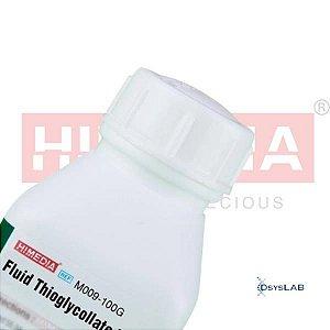 Meio Tioglicolato Fluido (Fluido Meio Tioglicolato), Frasco com 100 gramas, mod.: M009-100G (Himedia)