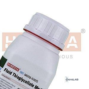 Meio Tioglicolato Fluido (Fluido Meio Tioglicolato), Frasco com 500 gramas, mod.: M009-500G (Himedia)