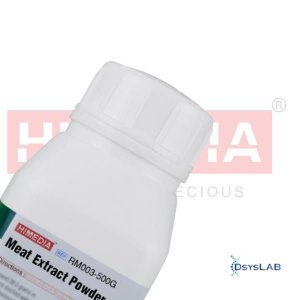 Extrato de Carne (HM Extract Powder), Frasco com 500 gramas mod. RM003-500G (Himedia)