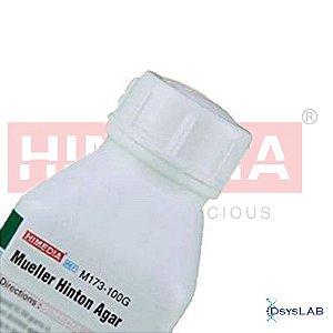 Agar Mueller Hinton, Frasco com 100 gramas, mod.: M173-100G (Himedia)