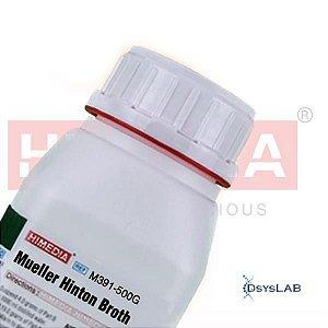 Caldo Mueller Hinton, Frasco com 500 gramas, mod.: M391-500G (Himedia)