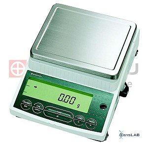 Balança eletrônica semi-analítica, 3200g, calibração externa, bivolt BL3200H (Shimadzu)