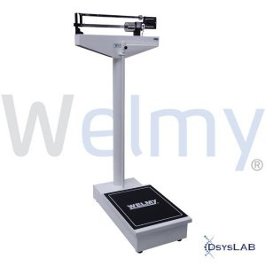 Balança Mecânica Adulto, 300 kg 104A (Welmy)