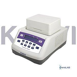 Banho seco com agitação e resfriamento, 200 a 1500rpm, bivolt K80-120R (Kasvi)