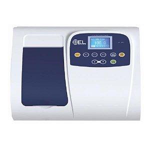 Espectrofotômetro automático UV-Visível,190 - 1000nm, 4 posições, bivolt automático, mod.: UV-M51 (Bel)