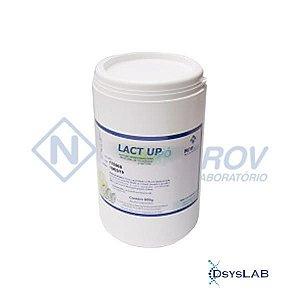 Teste de Tolerância à Lactose, Lact up em pó sabor limão, Frasco com 600 gramas, mod.: PA289 (Newprov)