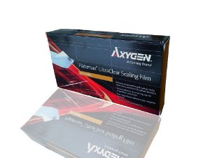 Filme selador ultraclear, para microplacas de PCR, caixa c/500 unidades, mod.: UC-500 (Axygen)