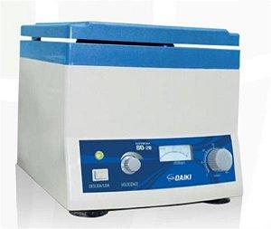 Centrífuga Microprocessada com Rotor de Ângulo Fixo 12x15ml, Analógica, até 4000rpm, 220V, mod;: 80-2B-220V (Daiki)