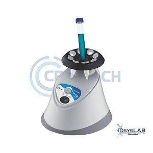 Agitador manual vortex multiplataformas, 0-300 rpm, bivolt VORTMAN (Craltech)