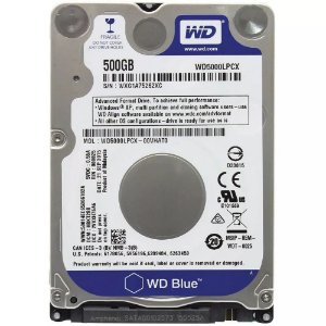 HD para desktop 500GB 5400RPM Western Digital Green WD500AVCS SATA
