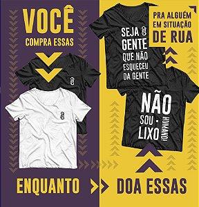 Camiseta Somos + Doação (PRÉ-VENDA)