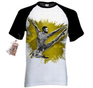 Camiseta Ballet (PRÉ-VENDA)