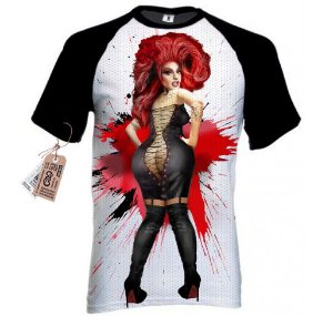 Camiseta Drag Queen (PRÉ-VENDA)